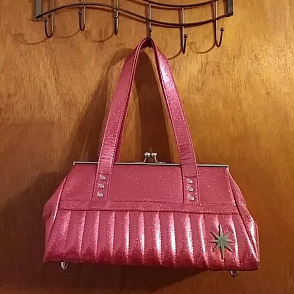 01d95aa40f lux de ville Handbags - ⭐ lux de ville starlite sparkle bag pink